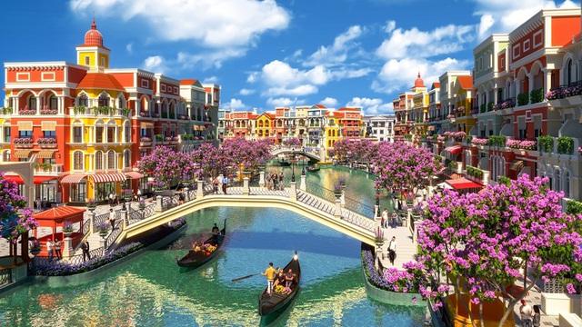 Vernice-phối cảnh Grand World Phú Quốc
