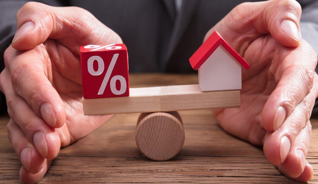 Ảnh minh họa lãi suất vay mua nhà